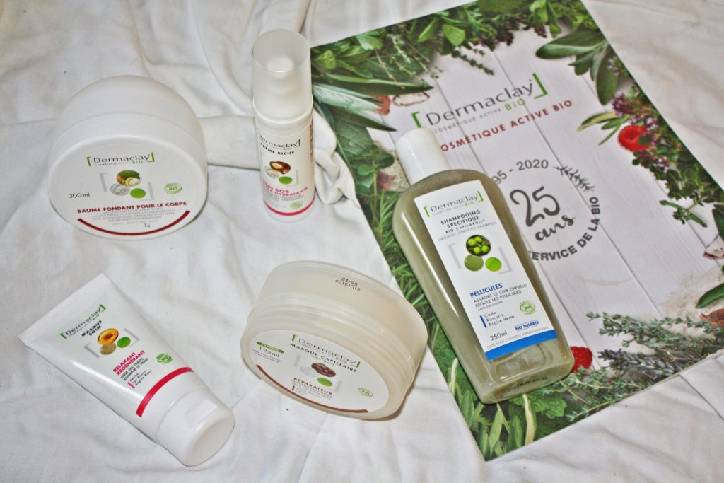 Clean-beauty-dermaclay-produits-soins-lilysfairytouch