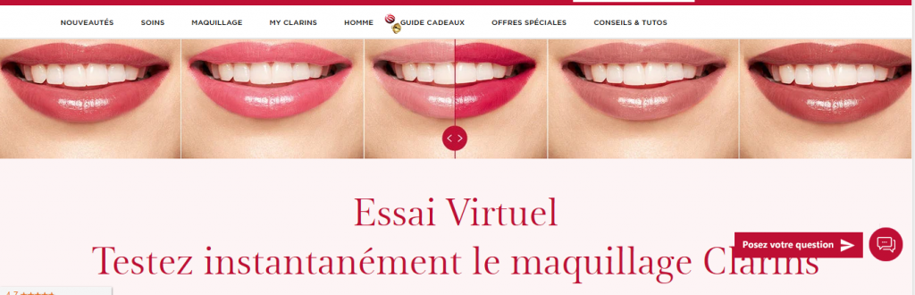 rouge-a-levres-clarins-dents-blanches-lipsticks-essai-virtuel-boutique-clarins-lilysfairytouch